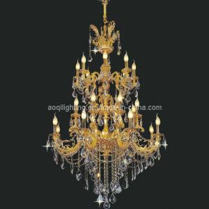 Luxury Brass Decorative Bright Chandelier (AQ-1236) pictures & photos