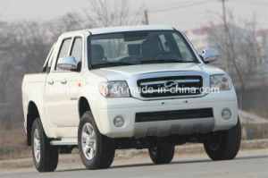 China 4X2 Diesel Pickup with Euro 3 Engine pictures & photos