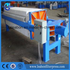 China Filter Machine Manufacture/Filter Press Machine for Sale/Filter Press Machine with Low Price/Hydraulic Filter Machine Manufacture pictures & photos