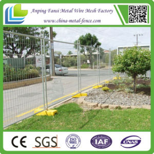 2.1mx2.4m Galvanised Construction Site Temp Fencing pictures & photos