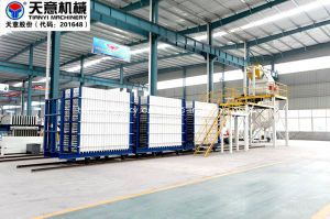 Vertical EPS Panel Machine Sandwich Wall Panel Machine pictures & photos