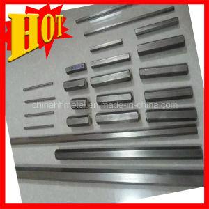 ASTM B348 Titanium Grade 2 Square Bar / Rod pictures & photos