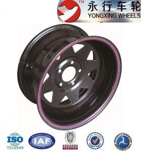 5-Stud Steel Wheel for Trailer