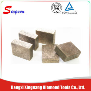 Stone Cutting Tools Diamond Segment for Cutting Purpose pictures & photos