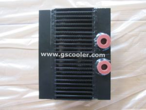 Plate Fin Alumium Radiator for Compressor (B1012) pictures & photos