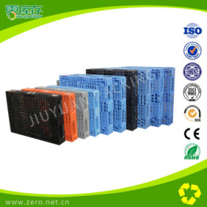 High Quality Solid HDPE Material Plastic Pallet Sleeve Boxes pictures & photos