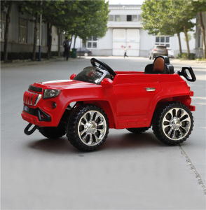 New Plastic Ride on Electric Vehicle Children RC Cars pictures & photos