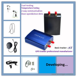 Global GPS Tracking System with Car Alarm (KS168)