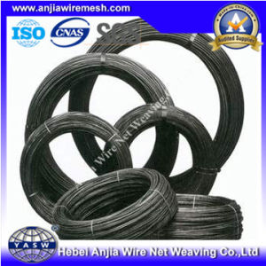 Soft Black Annealed Steel Iron Wire for Building with (CE and SGS) pictures & photos