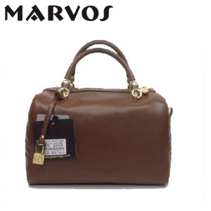 China Supplier New Leather Handbags/ Boston Handbags (M10582) pictures & photos
