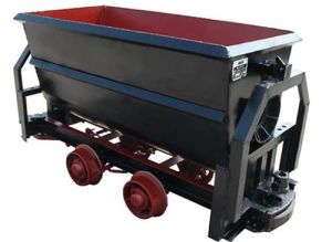 Kfu0.75-6 Tipping Bucket Car for Direct Sales in China pictures & photos