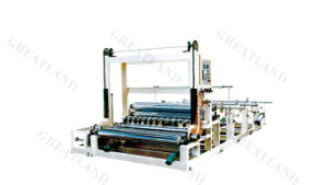 Industrial Roll Automatic Non-Woven Slitting Rewinder pictures & photos