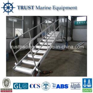 Cheap Marine Aluminium Step Ladder pictures & photos