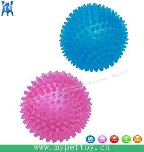 Pets Spike Ball Squeaky Dog Toy pictures & photos