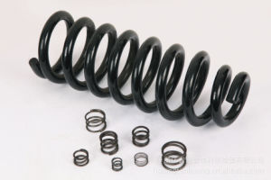 Auto Shock Absorber Coil Spring for BMW Automobile Suspension Part pictures & photos
