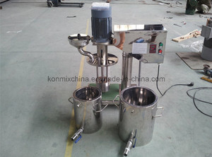 Basket Grinder Machine with Hydraulic Lifting Frame pictures & photos