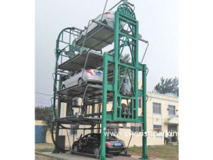 Pcx-Rotary Multilayer Circulation Parking System pictures & photos