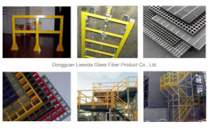FRP Pultruded Profiles, FRP Grating, FRP Handrail, FRP Structural Shapes