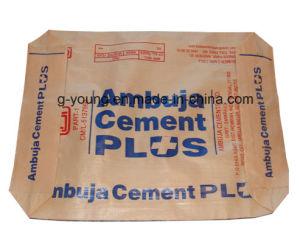 PP Woven Valve Bag Cement Bag pictures & photos