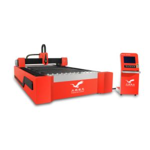 CNC Metal Products 500W Fiber Laser Cutting Machine From Shenzhen pictures & photos