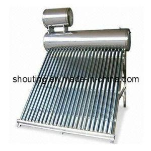 Compact Non-Pressurized Solar Water Heater