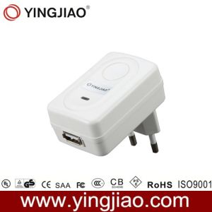5V 1.2A 6W AC/DC USB Power Adapter for iPhone pictures & photos