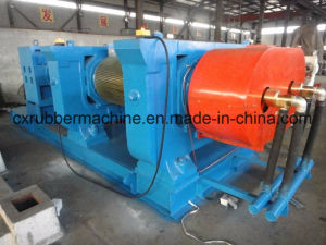 Waste Tire Recycling Machine Rubber Crusher Mill pictures & photos