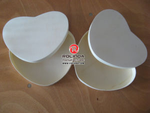 Wooden Heart Shape Cheese Packing Box Foe Selling in 2016 pictures & photos