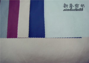 Polyester/Nylon Twill Fabric with PU Foam Coating pictures & photos