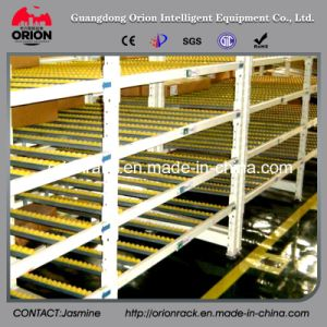 Steel Slide Flow Gravity Racking pictures & photos