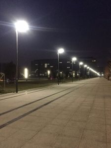 Solar LED Street Light Housing Aluminum Outdoor LED Lighting pictures & photos