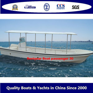 Bestyear Passenger Sightseeing Boat of Sw30 pictures & photos