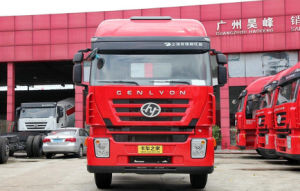 High End Saic Iveco Hongyan M100 350HP 4X2 Tractor Head / Truck Head /Tractor Truck of Euro 4 pictures & photos