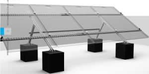Distributed Solar Mounting Structure for Support pictures & photos