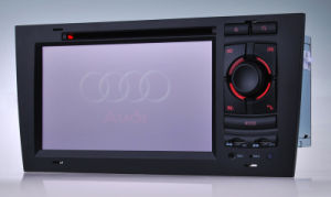 Car Audio Audi S6 RS6 DVD Navigation with GPS DVD Player (HL-8721GB) pictures & photos