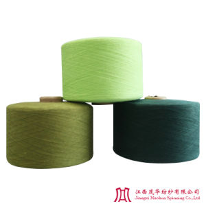 Recycled Color 100% Cotton Yarn (10-21s)