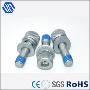 Custom Made High Tensile Bolt, Carbon Steel Hot DIP Galvanized Nut Bolt pictures & photos