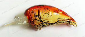 Fishing Lure--Top Grade Lifelike Crank Bait (HW001) pictures & photos
