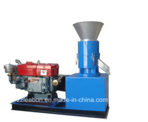 Farms/Organic Herbal Medicine Bamboo Wood Pellet Pressing Machinery pictures & photos