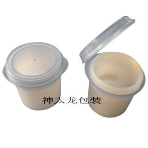 12ml Plastic Cosmetics Cream Empty Jar