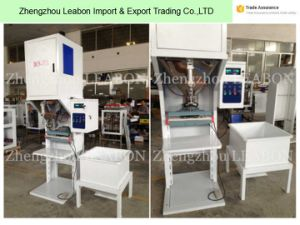 Leabon Band High Qulaity Wood/Feed Pellet Packing Machine pictures & photos