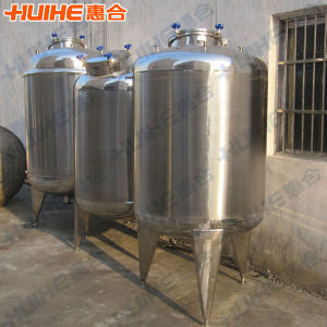 Stainless Steel Sterile Storage Tank for Dairy Products pictures & photos