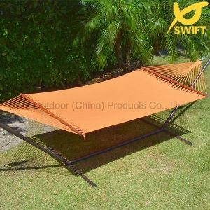 Luxury High Quality Orange Rope Hammock pictures & photos