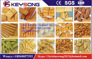 Puff Corn Snack Food Processing Machine Extruder pictures & photos