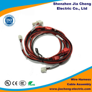 Factory Price Wire Harness Cable Assembly with Small Male Connector pictures & photos