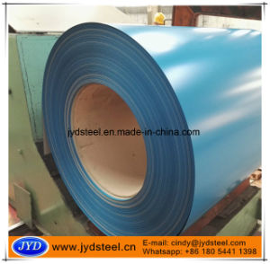 Color Coated Al-Zn Alloy Coated Steel/PPGL pictures & photos