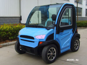 New Model Electric Car with 2 Seats