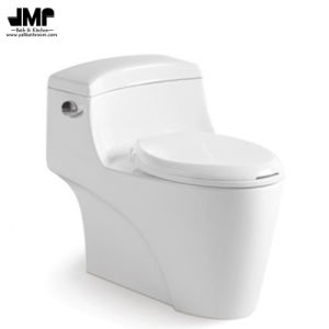 Sanitary Ware Water Closet Bathroom One Piece Ceramic Toilet pictures & photos