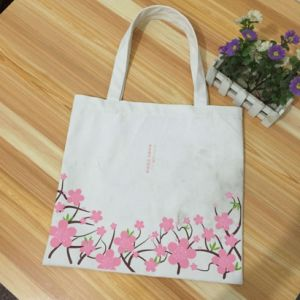 Handbag Canvas Casual Promotional Bag Tote Bag 34*33cm pictures & photos