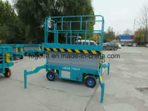 Hydraulic Mobile Aerial Work Platform pictures & photos